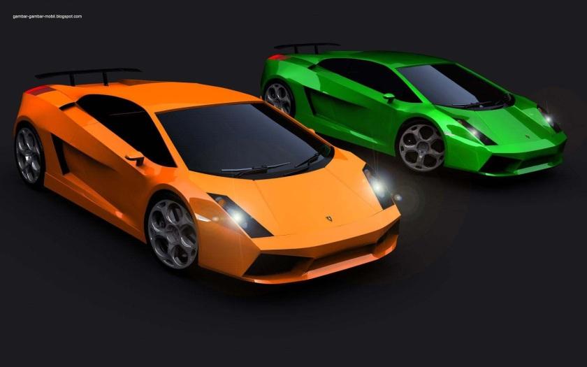 740+ Gambar Mobil Lamborghini Kartun Terbaru